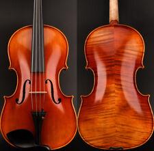 "New T21 Top 5Star Pro Master Stradivari Style 16"" Viola Top Maple Open Deep Tone"