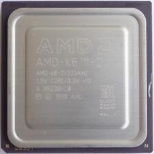 AMD amd-k6-2/333amz 333mhz/32kb/66/95mhz Socket 7