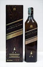 Scotch Whisky JOHNNIE WALKER Double Black con Box