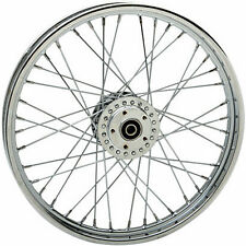 "40 SPOKE 21"" FRONT WHEEL 21 X 2.15 HARLEY SPORTSTER XL 1200 1200C 883 2000-2007"