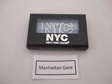 NYC Eyeshadow. City Mono Eyeshadows in 19 Shades. 909 Manhattan Gaze