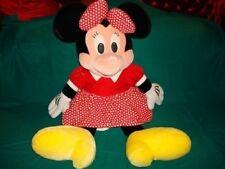 "disney jumbo minnie mouse stuffed animal plush toy 40"""