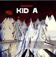 CD - RADIOHEAD - Kid a
