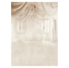 Thin Vinyl Backdrop Photography Prop Indoor Curtains Photo Background 5x7ft ED