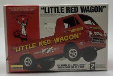 Little Red Wagon Original Linberg Model Kit 72158 1:25 Never Opened