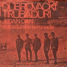 7inch DUBROVACKI TRUBADURI jedan dan EUROVISIE 1968 dutch NEAR MINT