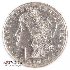 1897 S Morgan One Dollar Silver Silber Münze USA Amerika Coin Liberty