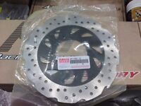 YAMAHA ZUMA / BWS X 125 Genuine 245 MM BRAKE DISC