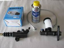 '90 - '05 Miata Clutch Hydraulic System Replacement Kit with Extended SS line