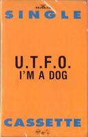 UTFO I'm A Dog Rap Hiphop Cassette Tape Single New Sealed