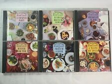 6 CD Lot - CBS Masterworks ~ Dinner Classics