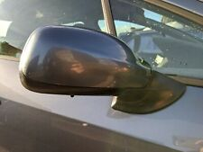 PEUGEOT 407 2006 FRONT DRIVERS/RIGHT WING MIRROR GREY EZW SELF FOLDING
