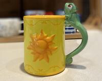 Disney Parks Exclusive Tangled Rapunzel Lantern Pascal Coffee Mug