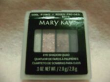 Mary Kay Eye Shadow Quad - Limited Edition! Cool Pinks (Matte,Shimmer) Sealed