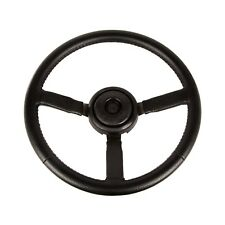 Steering Wheel Sport Leather Black Jeep Cherokee XJ Wrangler YJ 18031.11