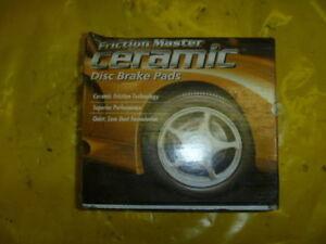 New Rear Brake Pads Ceramic CMX383 For 88-11 12 Chrysler Dodge Eagle Mitsubishi