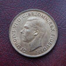 George VI 1951 bronze penny