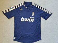 Authentic Real Madrid 2007/08 Away Adidas Jersey - Size S
