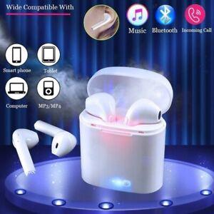 5.0 Wireless Bluetooth Earphones Headphones Sports Earbuds New Headset Mic