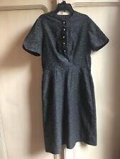 Vintage 60's Grey Dress