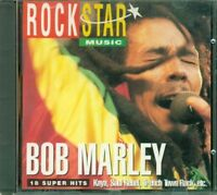 Bob Marley Rockstar Music Italy Press Cd Perfetto