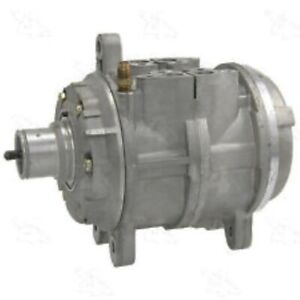 AC COMPRESSOR 57038 FOR CHRYSLER DODGE PLYMOUTH (1 YEAR WARRANTY) REMAN