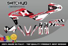 KIT ADESIVI GRAFICHE 2.0 per moto SM 610 dal 2005 al 2010 DECALS