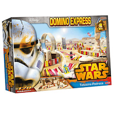 IDEALE DOMINO Express STAR WARS Tatooine POD RACE (120 Dominos)