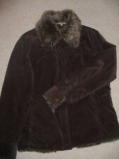 Coat / Jacket, faux fur detail, from John Rocha , size 16