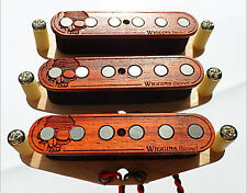 Wiggins Brand, hand wound Strat set, made to order