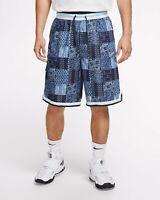 Nike DNA Basketball Dri-Fit Deep Royal Blue Shorts CK6347-457
