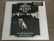Gregg Allman The Greg Allman Tour 2 Vinyl Lp's New  And Sealed