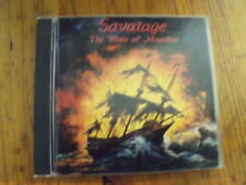 CD Savatage The Wake of Magellan