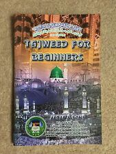 Tajweed For Beginners Recite The Quran Correctly In English 72 Pages