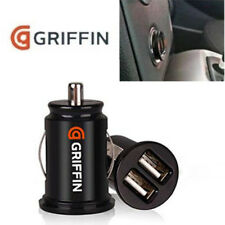 GRIFFIN Twin USB In Car charger cigarette lighter adapter for iPhones,Samsung-UK