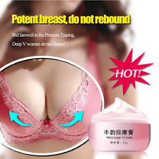 Breast Massage Cream 40g Chest UP Cream Breast Enlargement Bust Butt Enhancement