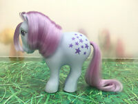 My Little Pony G1 Blue Belle Vintage Toy Hasbro 1982 Collectibles MLP * VGC
