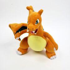 "2010 Pokemon Charizard Plush Stuffed Animal Nintendo Toy Dragon 9"" Game Freak"
