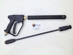 Bosch Aquatak 1500SI Type Pressure Washer Replacement Trigger Gun Variable Lance