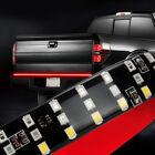 48 3 Row Truck Led Strip Tailgate Light Bar Reverse Brake Turn Signal Tail Lamp