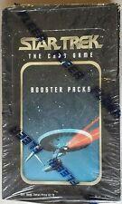 Star Trek The Card Game Booster Box of 36 Packs 1996 Fleer/Skybox New Sealed