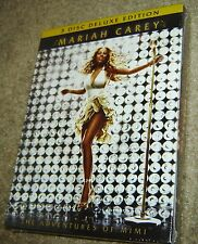 Mariah Carey - The Adventures of Mimi (DVD, 2008, 3-Disc Set), NEW AND SEALED