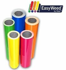 "SISER EasyWeed Heat Transfer Vinyl 12"" x 5ft HTV / 5 Foot Roll / Free Shipping"
