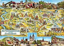 B60034 Maps Cartes geographiques Nach Originalfarbaufnahmen