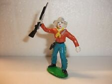 DDR Kult Spielzeug Indianer Cowboy Figuren Plaho Wildwest - Figur Aufstellfigur