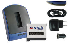 Chargeur (USB) + Batterie AHDBT-401 / AHDBT401 pour GoPro Hero 4