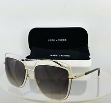 e4ca461827 Brand New Authentic Marc Jacobs 9 S Tortoise Gold Silver Frame 54mm 9