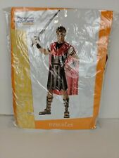 Brand New Hercules Roman Spartan Warrior Mens Costume