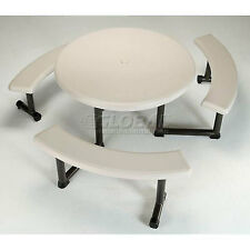 """44"""" Round Picnic Table"""