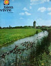 Bien Vivre n°42 - 1963 - Vendée - Gastronomie - Tourisme - Beaux Arts